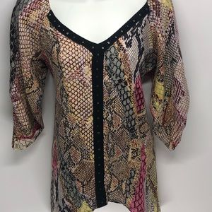Women's Blouse Top size small 0014